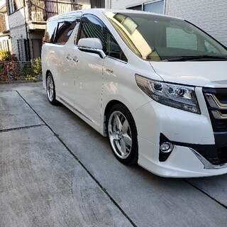 トヨタ - アルファードHV G 28年 9000キロ