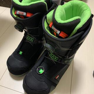 ヘッド(HEAD)のhead スノーボードブーツ 26センチ(ブーツ)