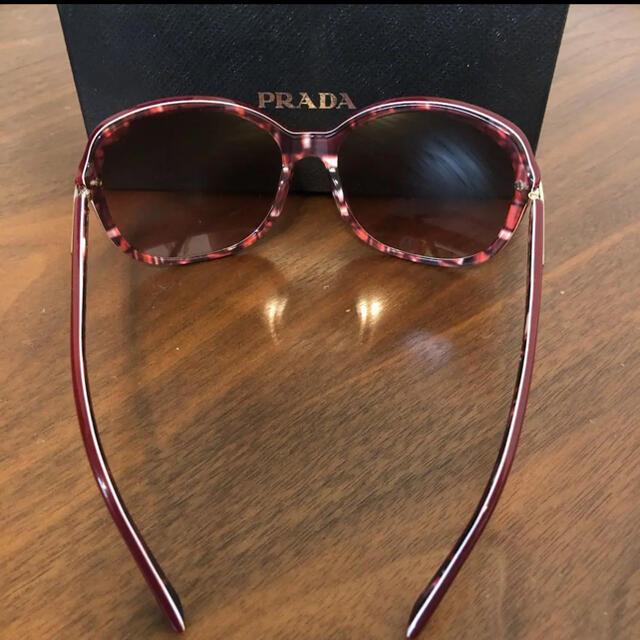 PRADA(プラダ)のPRADA(プラダ)、サングラス レディースのファッション小物(サングラス/メガネ)の商品写真