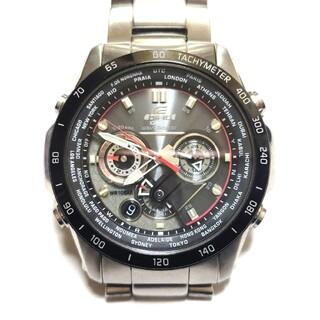 CASIO - CASIO 腕時計 タフソーラー エディフィス