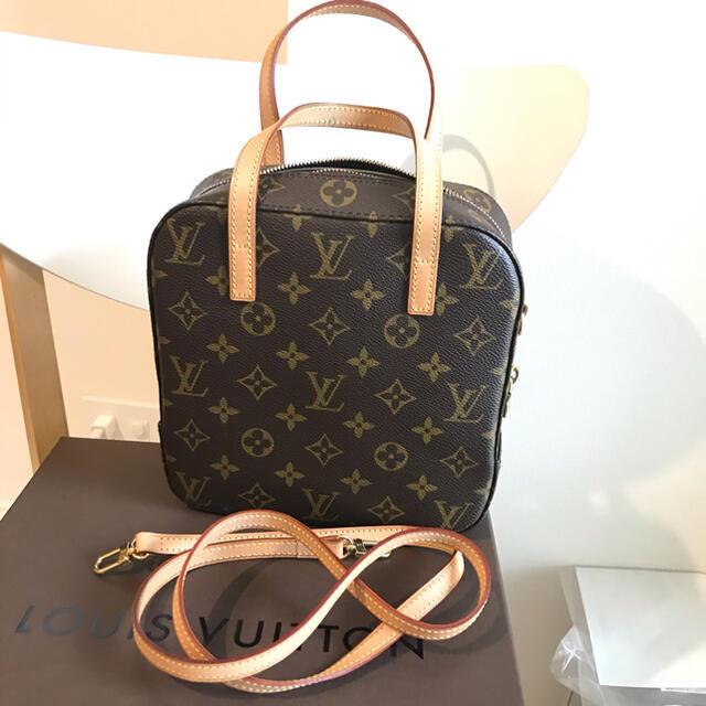 LOUIS VUITTON(ルイヴィトン)の【数日限定】LV ルイヴィトン モノグラム スポンティーニ ショルダーバッグ レディースのバッグ(ハンドバッグ)の商品写真