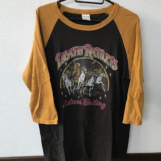 クーティー(COOTIE)のCOOTIEカットソー(Tシャツ/カットソー(七分/長袖))