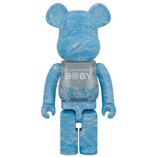 MEDICOM TOY - BE@RBRICK Keith Haring Mickey Mouse1000%