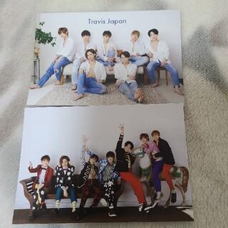 ジャニーズジュニア(ジャニーズJr.)のジャニーズJr.カレンダー Travis Japan(アイドルグッズ)