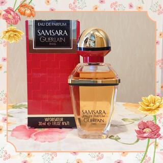 ゲラン(GUERLAIN)のサムサラ ゲランオードパルファム30ml SAMSARA EDP(香水(女性用))