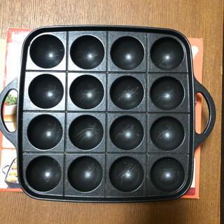 イワタニ(Iwatani)のIwatani カセットフー専用たこ焼きプレート(たこ焼き機)