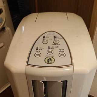 スポットクーラー冷風扇 除湿機 コロナCDM149W