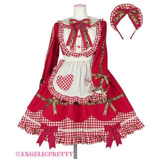 Angelic Pretty - Angelic Pretty Chocolat DollワンピースSet