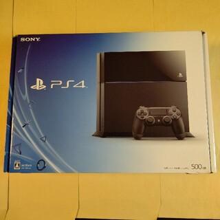 PlayStation4 - PlayStation 4 本体 PS4 500GB CUH-1100AB01