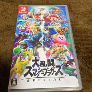 大乱闘スマッシュブラザーズ SPECIAL Switch