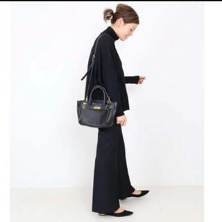 DEUXIEME CLASSE - Deuxieme Classe Elegant パンツ ブラック