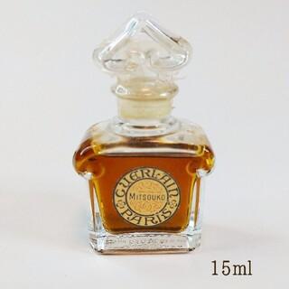 ゲラン(GUERLAIN)の希少GUERLAIN MITSOUKO ゲラン ミツコ パルファム 15m (香水(女性用))