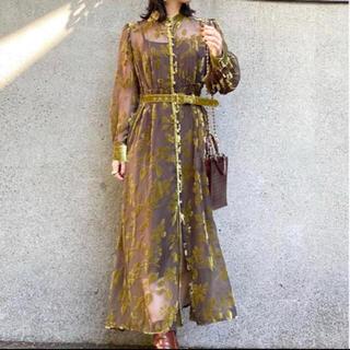 Ameri VINTAGE - Ameri Vintage UNDRESSED LUNA OPAL DRESS