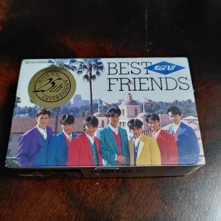貴重!新品★光GENJI ベスト カセットテープ BEST FRIENDS