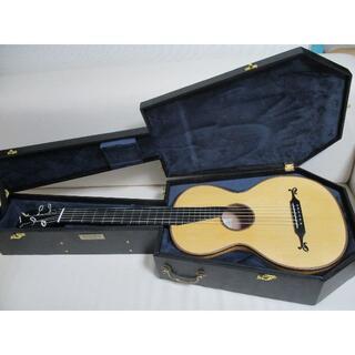 Hanson Yao製作名手Pavel Steidl氏使用モデルVienna(クラシックギター)