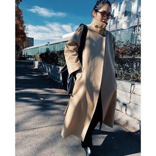 美品★RIM.ARK(リムアーク) Over size maxi coat