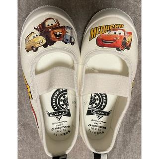 ディズニー(Disney)のカーズ 上靴  上履き 16cm (スクールシューズ/上履き)