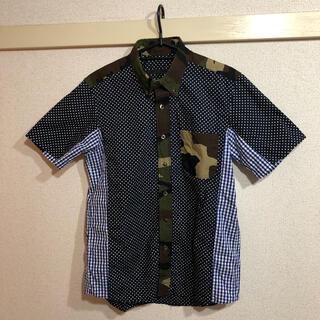 ソフネット(SOPHNET.)のSOPHNETミックスパターンシャツ(シャツ)