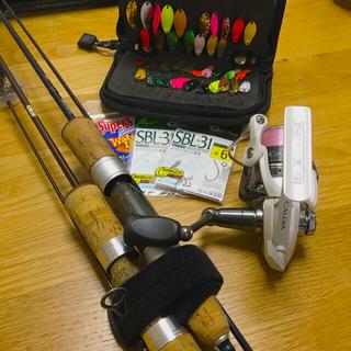 【引退セット】管釣セット トラウトセット(ロッド)
