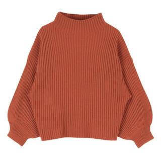 titivate - ティティベイト ニットプルオーバー セーター
