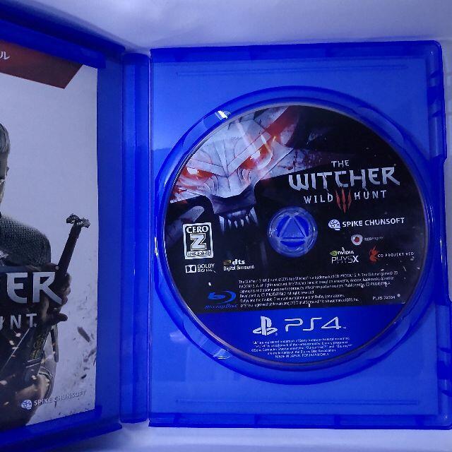 ウィッチャー3 ワイルドハント PS4 エンタメ/ホビーのゲームソフト/ゲーム機本体(家庭用ゲームソフト)の商品写真