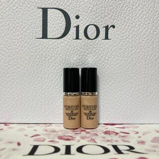 Dior - 【新品未使用】Dior ディオール フォーエヴァー フルイド グロウ 2N ×2