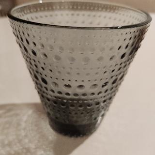 イッタラ(iittala)のイッタラ カステへルミ タンブラー  グレー(グラス/カップ)