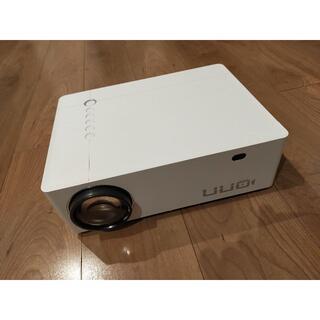 フルHD プロジェクター UUO P6 ホワイト(プロジェクター)