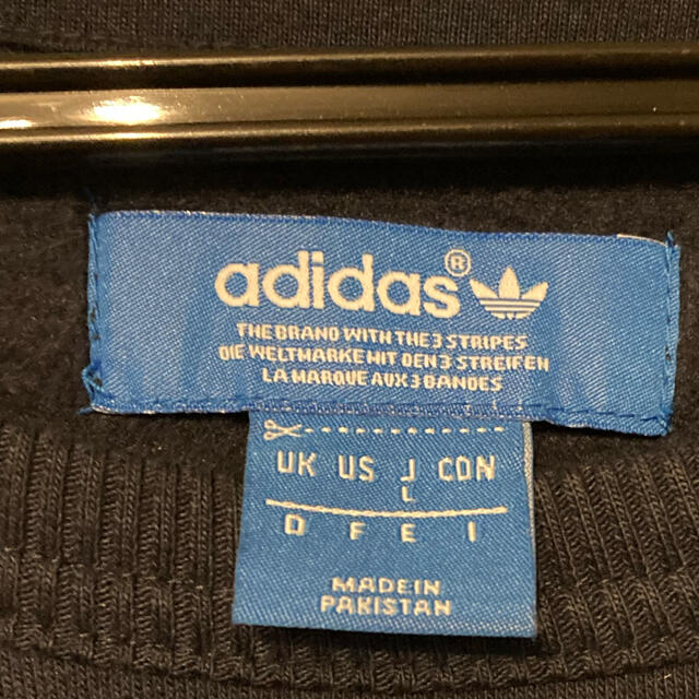 adidas(アディダス)のadidas   アディダス トレフォイル クルーネックスウェット メンズのトップス(スウェット)の商品写真