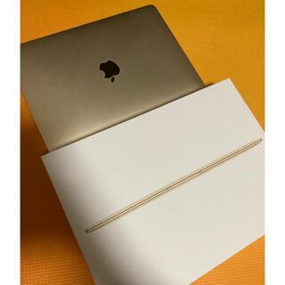 Apple - macbook12-inch  2015 ゴールド