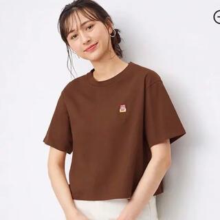 GU - GU 明治 グラフィックTシャツ チョコベビー Mサイズ