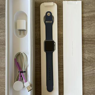 Apple - 正規品 Apple Watch series2 38mm 交換バンド付き