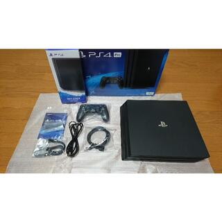 PlayStation4 - PlayStation4 Pro CUH-7200 延長保証あり