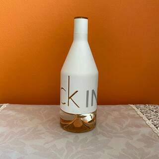 Calvin Klein - 香水 シーケ— イン トゥ ユ— ハ— オーデトワレ・スプレータイプ