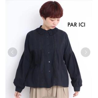 パーリッシィ(PAR ICI)のパーリッシィ 刺繍ブラウス シャンブルドゥシャーム ビュルデサボン(シャツ/ブラウス(長袖/七分))
