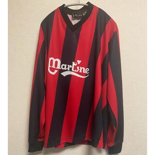 マルタンマルジェラ(Maison Martin Margiela)のMartine Rose - twist football top (Tシャツ/カットソー(七分/長袖))