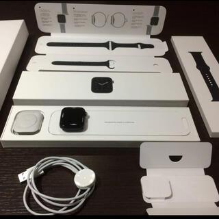 Apple Watch - Apple Watch6 44㎜ GPSモデル