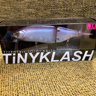 新品 DRT タイニークラッシュ TiNY KLASH プロブルー(ルアー用品)