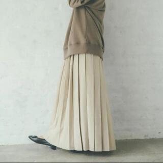 TODAYFUL - hella プリーツボリュームスカート