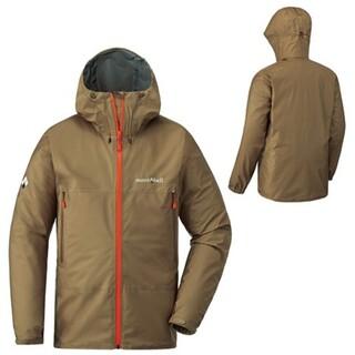 mont bell - モンベル GORE-TEX ストームクルーザージャケット
