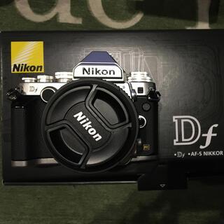 Nikon - 美品 Nikon df シルバー ボディ