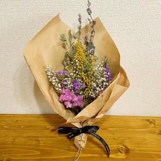 【3/19発送可】ドライフラワースワッグ(ドライフラワー)