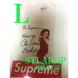 シュプリーム(Supreme)の白 L 20AW Supreme Mariah Carey Tee(Tシャツ/カットソー(半袖/袖なし))
