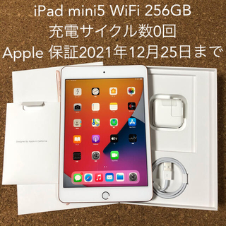 Apple - iPad mini5 Wi-Fi 256GB MUU62J/A ゴールド