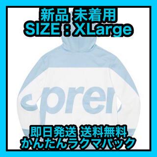 Supreme - Big Logo Hooded Sweatshirt SIZE : XLarge