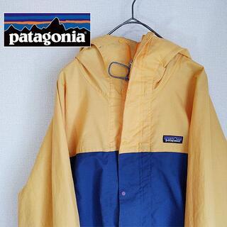 patagonia - Mサイズpatagoniaパタゴニアナイロンジャケットプルオーバー