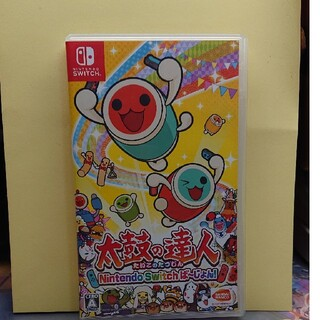 BANDAI NAMCO Entertainment - 太鼓の達人 Nintendo Switchば~じょん! Switch