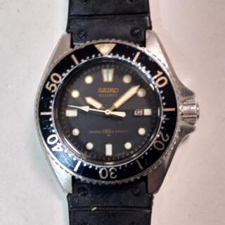 SEIKO - セイコー・レディース ダイバー腕時計