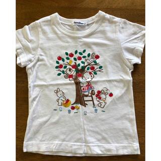 familiar - ファミリア Tシャツ (美品) 100cm