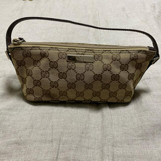 Gucci - GUCCI グッチ ポーチバッグ